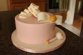 gold u0026 pink baby shower cake french macarons cupcakes just the