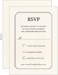 wedding invitation response card wedding response cards wedding invitation response card