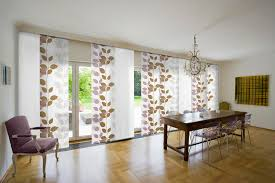 wonderful modern living room curtains and modern dining room