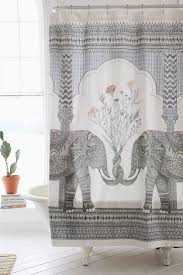 shower elephant shower curtains awesome themed shower curtains
