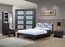 modern bedroom cool ideas of wall design with pink color and