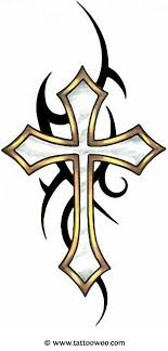 Cross Tattoos On - 50 cross tattoos designs of holy christian celtic and