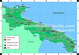 Foggia Italy Map History Of Ostuni Best Restaurants And Night Life Places In