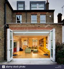 Modernday Houses by Contrasting Older English Architecture With Modern Day Interior