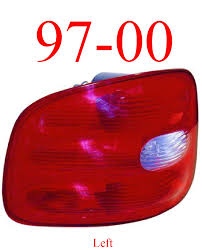 2001 ford f150 tail light assembly ford f150 97 03 mrtaillight com online store