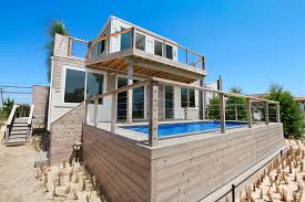 the beach box the hamptons first container home tiny houses