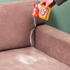 clean upholstery with baking soda the family handyman