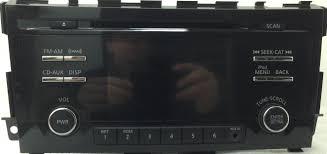 nissan altima 2005 aux input altima 2013 2016 cd mp3 bluetooth xm ipod ready radio new