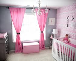 Pink And White Curtains For Nursery Gingham Pink And White Curtains For Nursery Pink And White