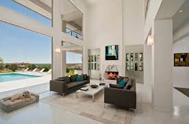 cornerstone home interiors coastal contemporary home in austin showcases fascinating interiors
