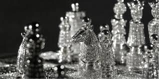 charles hollander royal diamond chess set the manly consumer