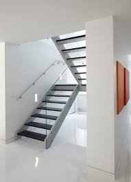 home interior railings great picture of modern home interior modern floating grey half