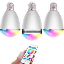 bl 06g e27 rgb bulb multi setting bluetooth smart led l