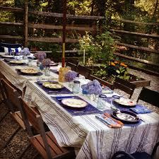 summer dinner party living well 7