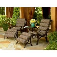 Jaclyn Smith Patio Cushions by Jaclyn Smith Dominic 5 Pc Seating Set Shop Your Way Online