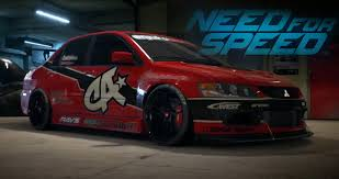 mitsubishi lancer evolution 9 need for speed 2015 trial mitsubishi lancer evolution ix mr