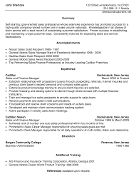 Sales Sample Resume by Nissan Motors Sales Resume Sample Http Resumesdesign Com