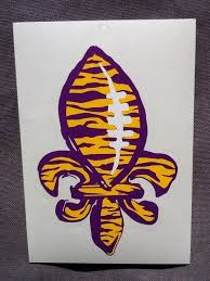 lsu alumni sticker 202 best geaux tigers images on lsu tigers football