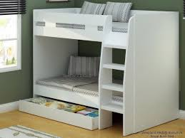 Bunk Bed With Storage White Royal Bunk With Large Storage Drawer 3ft Single Bunk Bed