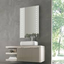 bathroom origins whitestar designer large illuminated led bathroom