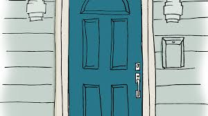 our favorite coastal front door color palettes coastal living