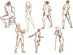 gesture drawing tips and technique drawing and digital painting