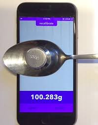digital scale app for android gravity app turns your iphone into a weighing scale daily mail