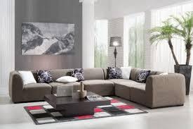 home design 89 enchanting grey living room wallss
