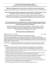 Branding Statement Resume Examples by Hr Resume Templates Recruiting And Employment Resume Example 7