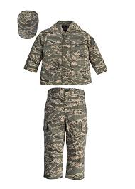 air force uniforms and clothing for kids