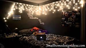 bedroom amazing battery christmas lights christmas lights on bed