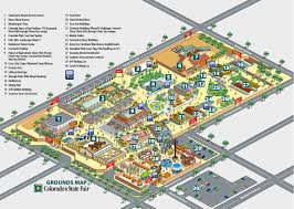 Northern Colorado Map by Colorado State Fair Altitude Tickets