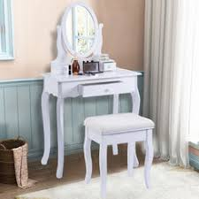 Jewelry Vanity Table Bedroom Vanities Sears