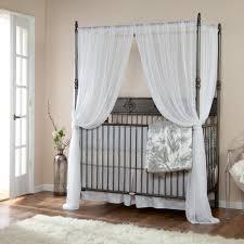 bedroom iron baby crib circle bassinet round cribs