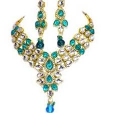 color stone necklace images Attractive kundan color stone necklace indian best jewellery jpg