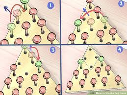 cracker barrel table game how to win the peg game 10 steps with pictures wikihow
