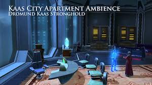 star wars swtor kaas city apartment stronghold background