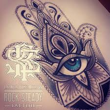 hamsa hand tattoo meaning tattoo collections