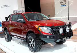 mazda pickup 2012 mazda bt 50 pickup truck comes with off road accessories
