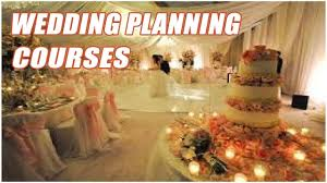 wedding planning courses wedding planning courses online for free
