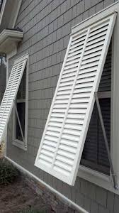 Century Awnings Aluminum Bahama Shutters By The Louver Shop Private Client Ideas