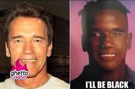 Arnold Schwarzenegger Memes - arnold schwarzenegger meme archives ghetto red hot
