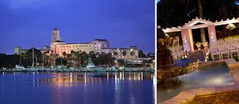 wedding venues st petersburg fl top 5 waterfront wedding venues in florida the celebration society