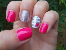 easy nail designs for short nails at home nails gallery