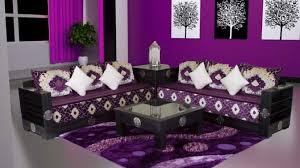 canapé orientale salon marocain mauve et gris chaios com