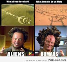 Alien Meme - alien humor encounter of the funny kind pmslweb