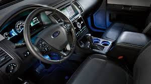 Ford Flex Interior Photos 2016 Ford Flex Sunset Ford Of Waterloo Red Bud Il