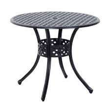 Aluminum Patio Dining Table Aluminum Outdoor Dining Tables For Less Overstock