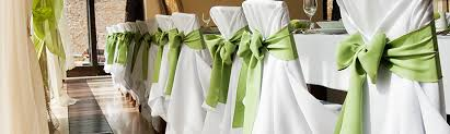 chair covers and sashes chair covers sashes table runners hire white events