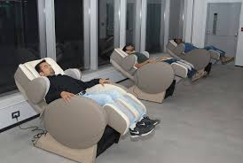 Indian Massage Chair Linkedin Begins Startup Expedition In India Opens Swanky New